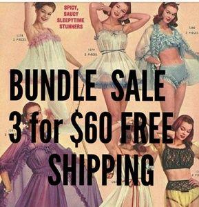 💋 BUNDLE SALE💋 FREE Shipping mix and match